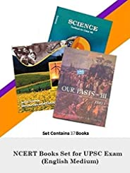 NCERT 40 Books Set for UPSC Exams (English Medium)