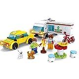 Bricks Lego Uyumlu 254 Parça Zeka Oyun Yapı Karavan Mangal