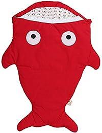 Gigoteuse de Bébé en Coton, Chancelière/Turbulette/Sac de couchage pour Enfant, Nourisson, Poussette à l'Intérieur et l'Extérieur