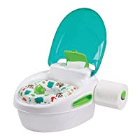 Summer Infant Step By Step Potty, White