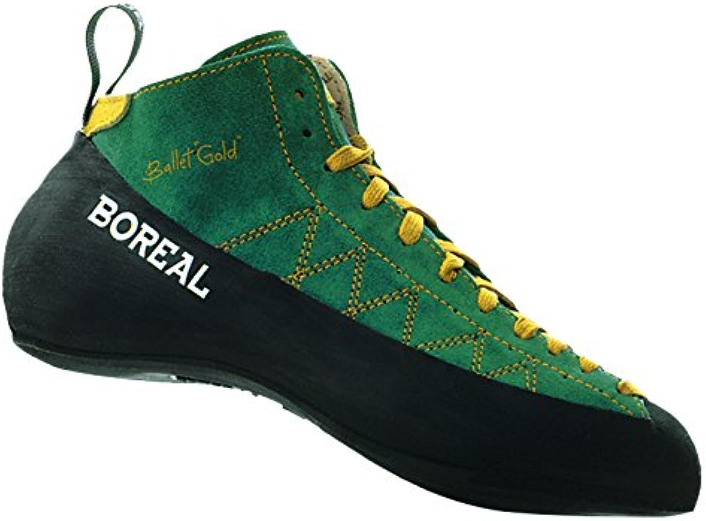 Boreale Ballet Ballet Ballet oro-Scarpe sportive unisex adulto, multiColoreeee (verde), 44 EU (9.5 UK)   Nuovo design diverso    Gentiluomo/Signora Scarpa  6f167d