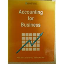 Accounting for Business (Contemporary Business Series)
