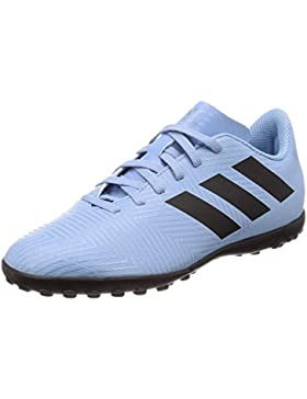 Adidas Nemeziz Messi Tango 18.4 TF J, Botas de fútbol Unisex Niños