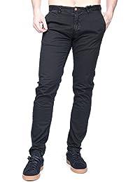 Kenzarro - Jeans Kd67038 Noir