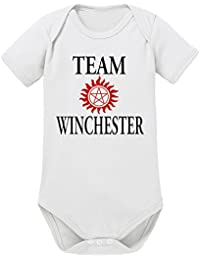 Touchlines Baby Body Team Winchester Bros Luzifer