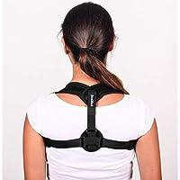 GoodBack Geradehalter zur Haltungskorrektur für eine Gesunde Haltung - Rückenstütze und Haltungstrainer für Damen und Herren – Rückenstützgürtel gegen Rückenschmerzen