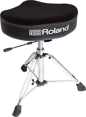 Roland Drum-Hocker-Sattel mit Velour-Sitz und hydraulischem Unterbau - RDT-SH
