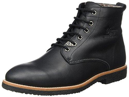 Panama Jack Herren Glasgow Igloo Klassische Stiefel, Schwarz (Black), 44 EU