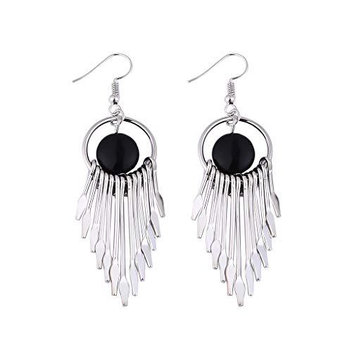 UINGKID Damen Ohrringe Mode Ohrstecker Fashion Einfache europäische und amerikanische Wild Ladies Fashion Jewelry