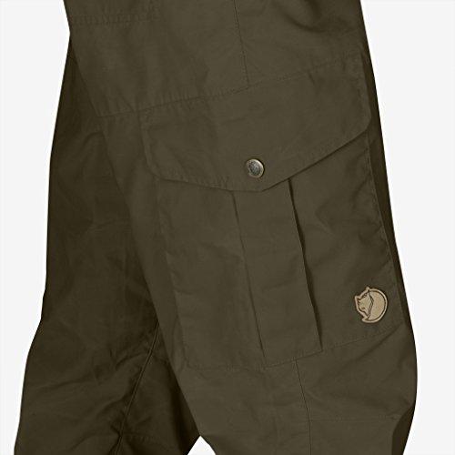 Fjällräven Herren Karl Pro Trouser Lange Hose 633 dark olive
