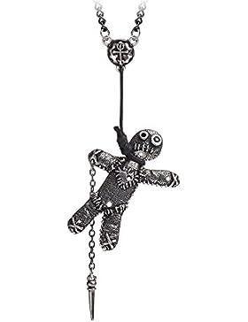 Alchemy Gothic Voo Doo Doll Halskette