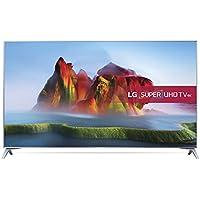 LG 49SJ800V 49 inch Super UHD Premium 4K HDR Smart LED TV (2017 Model)-Silver