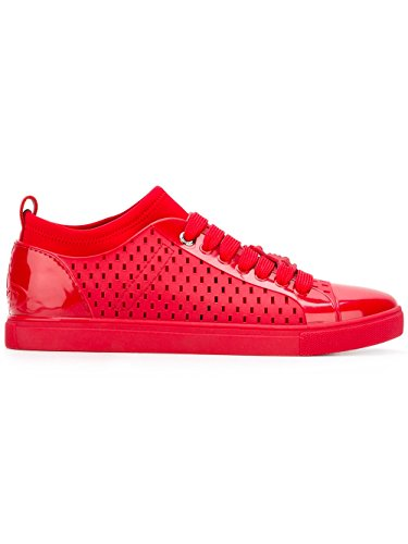 VIVIENNE WESTWOOD SNEAKERS UOMO 9524W470483 ALTRI MATERIALI ROSSO
