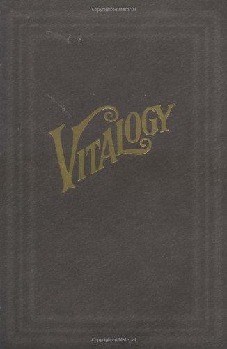 Vitalogy por E. Ruddock
