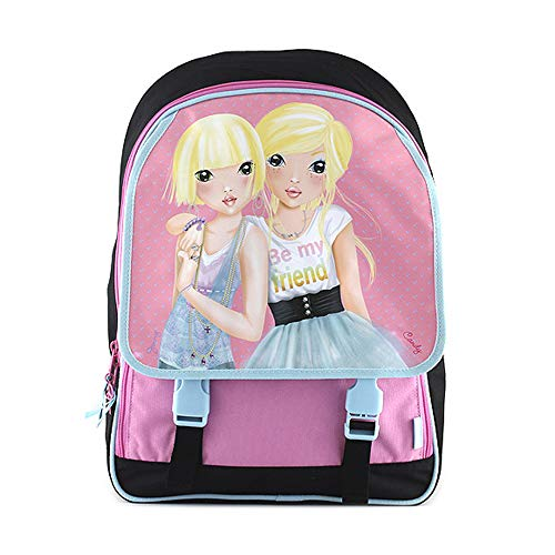 Top Model Friends Schulrucksack,  Rosa (Nero/Rosa)