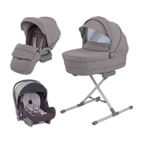 Inglesina aa35 K6sdg - Carrello di Paseo, color Sideral Grey