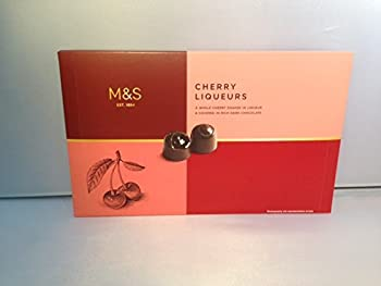 Marks Spencer Ms Cherry Liqueur Whole Cherries Soaked