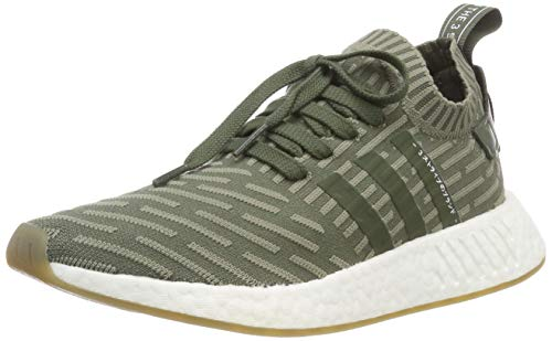 adidas Donna NMD_r2 PK W Scarpe Sportive Multicolore Size: 38
