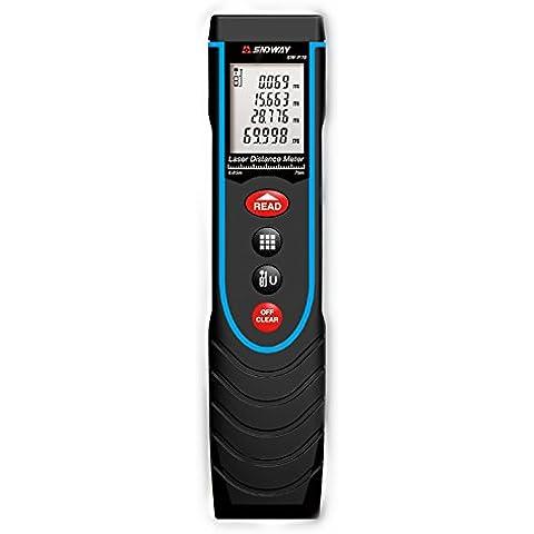 SNDWAY Pen Type 35M 50M 70M Distanza Misuratore Tester Metre Golf Rangefinder Range Finder Handheld Measure Measuring Tool SW-P35 SW-P50 SW-P70 - Golf Distanza Finder