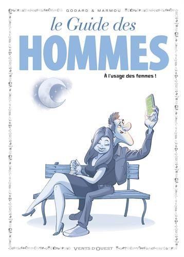 Les guides en BD, Tome 46 : Les hommes (à l'usage des femmes)