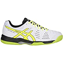 Asics Gel Padel Pro 3 SG White/Flash Yellow (42.5 EU)