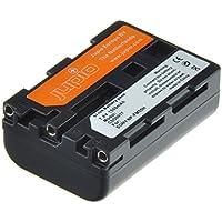 Jupio CSO0017 Batterie pour Sony NP-FM55H Noir