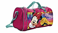 Idea Regalo - Star Licensing Disney Minnie Borsa Sportiva per Bambini, 44 cm, Multicolore