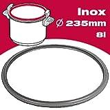 Seb SEB1947 Auto Cuiseur Joint Joint pour Autocuiseur Seb Optima/Sensor 1 Inox 8 L