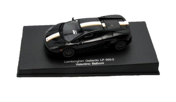 Buy Lamborghini Gallardo Lp550 2 Valentino Balboni Black Nero Noctis