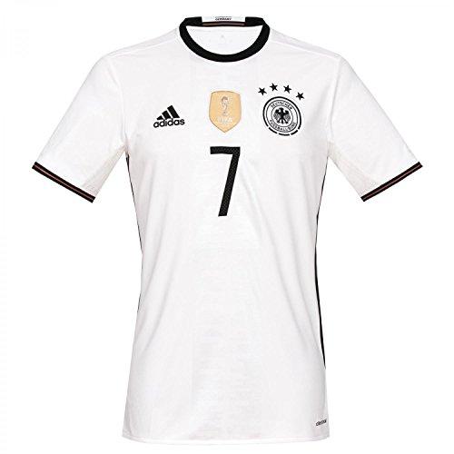 adidas Herren Trikot DFB Home Jersey Schweinsteiger, White, XL, B74816