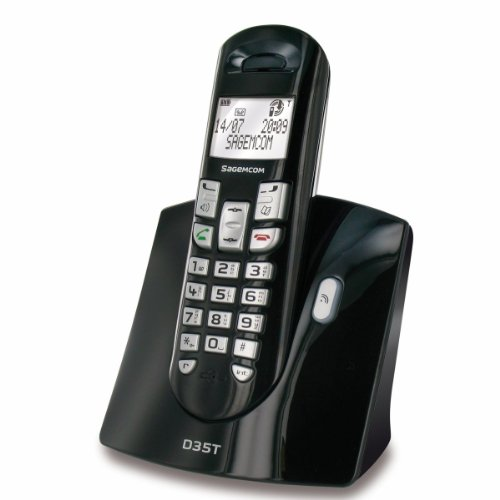 SAGEMCOM D-35T - Teléfono Fijo