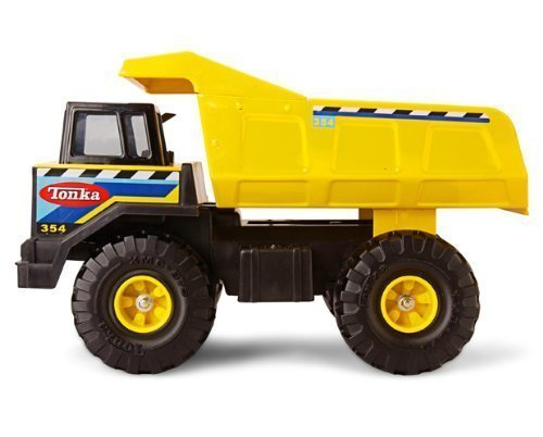 Tonka Retro Classic Steel Mighty Dump Truck by Tonka