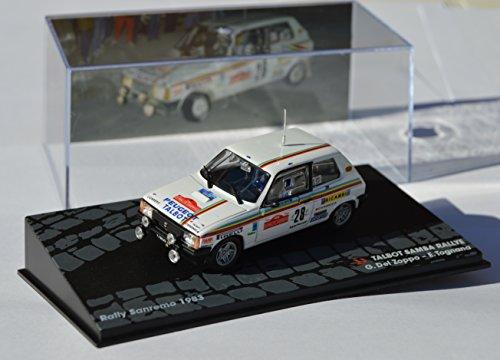 coches-rally-ixo-143-1-43-talbot-samba-del-zoppo-tognana-ral058