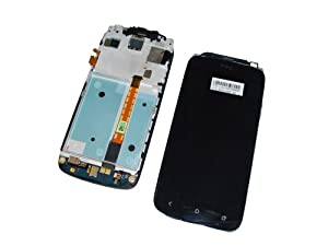 HTC One S C2 Ville Display LCD Touch Screen Glas Front Scheibe Cover Original Neu