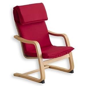 fauteuil enfant design rouge cuisine maison. Black Bedroom Furniture Sets. Home Design Ideas