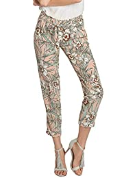 636960ce32a8 Grace   Mila Femme Pantalons   Shorts   Pantalon chino Perceval