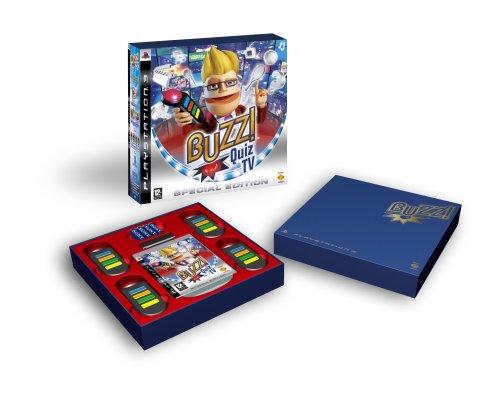 Buzz! Quiz TV - Special Edition inkl. Wireless Buzzer [UK-Import]