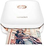 HP Sprocket Z3Z91A Portable Photo Printer (White)