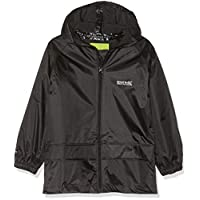 Regatta Unisex Kids Storm Break Waterproof Jacket