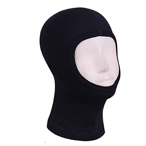 Kubapol F4N Black Ops Sturmhaube Maske Warm Winter SAS Stil Armee Mütze Ski Mütze unter Helm EU Made (Ski-mütze Für Unter Den Helm)