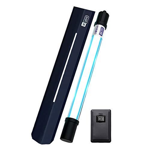 Lámpara esterilizadora UV Luz Sumergible Filtro Ultravioleta Purificador de Agua a Prueba de Agua Purificador...