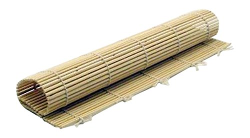 NiceButy s-1574, der Sushi Bambus Matte, 26,6cm quadratisch