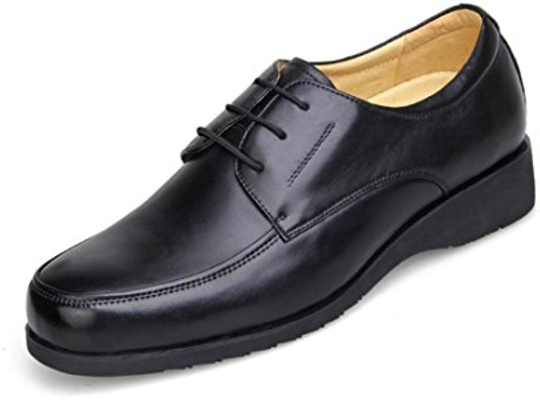 Herren Geschäft Lederschuhe Formelle Kleidung Stiefel Werkzeug Schuhe Gemuumltlich Flache Schuhe Rutschfest Dicker