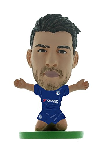 Soccer Starz soc1177Chelsea Alvaro Morata Home Kit 2018Version Figuren -