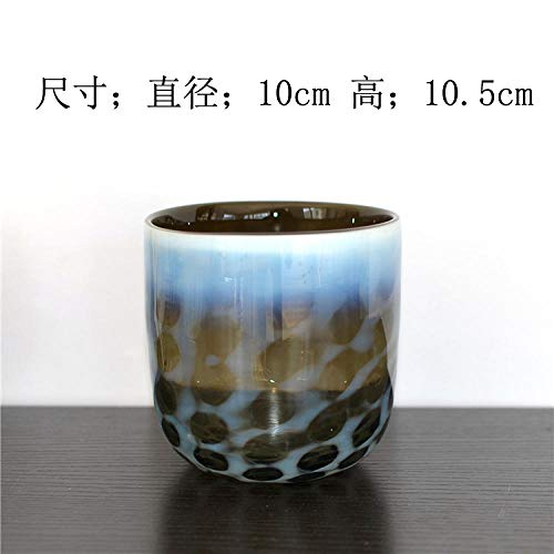 yeahbo Small Wax Cup Pen Holder Fruit Bowl Flower Pot Soft Decoration Home Decoration Water Culture Device Home Vase Decoration American Water Goblet