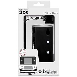 Nintendo 3DS – Protector Skin Silicon Glove (farbig sortiert)