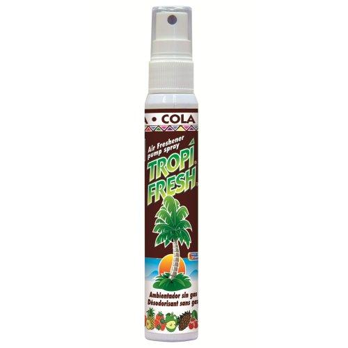 Preisvergleich Produktbild Tropi Fresh Car Spray Raumspray - Cola 60ml Autoduft Raumduft