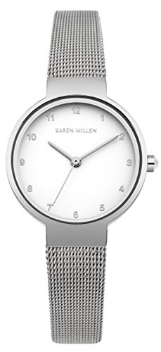 Karen Millen Women's Watch KM160SM