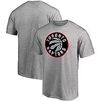 SHPP Toronto Raptors Camiseta, Ropa de Hombre Kyle Lowry, Camiseta de Equipo, Camiseta Kawhi Leonard, algodón, Camiseta, Rojo Negro Blanco-E-XXL