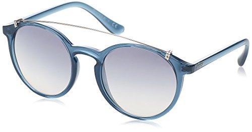Vogue Eyewear Damen 0VO5161S 25347B 51 Sonnenbrille, Blau (Opal Light Blue/Gradlightblueemirrorsilver),